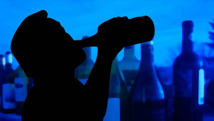 Typowe zachowania alkoholika