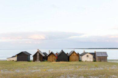 Gdzie postawić domek holenderski nad morzem?
